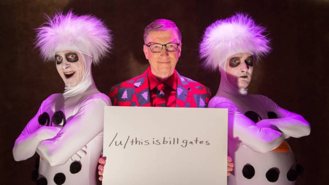 Bill Gates verifying his identity for Reddit. We're not sure what's happening either. Via [Twitter](https://twitter.com/billgates/status/836260338366459904).